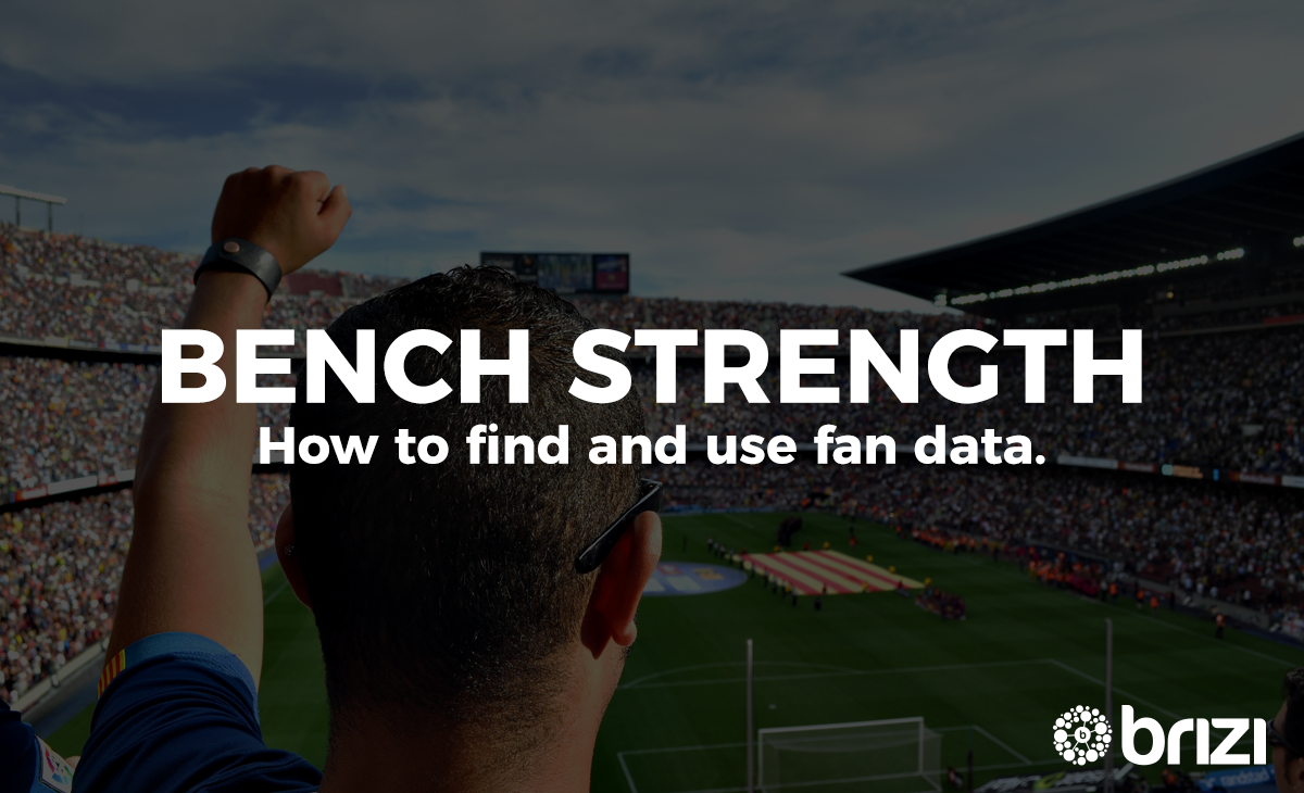 Bench Strength: How to find and use fan data